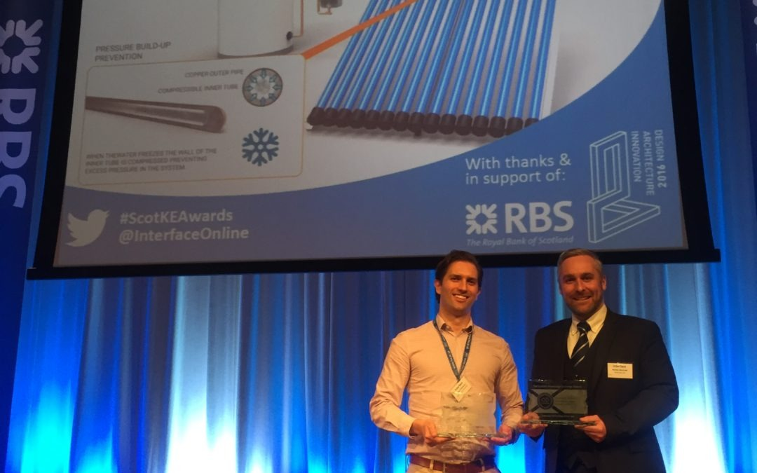 Soltropy win at Knowledge Exchange Awards